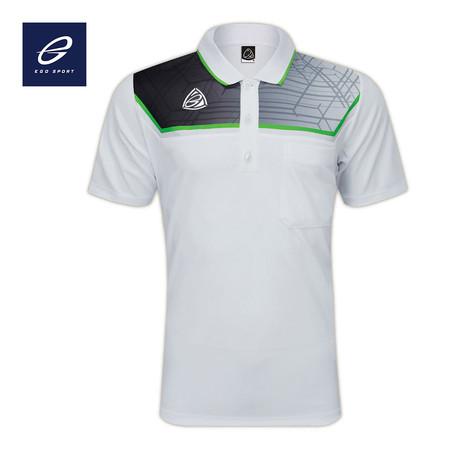 EGO SPORT EG6139 เสื้อโปโลผู้ชาย สีขาว