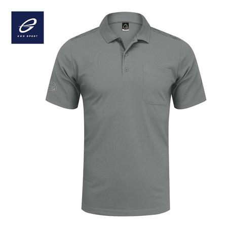 EGO SPORT EG6135 เสื้อโปโลเบสิกชาย สีเทา