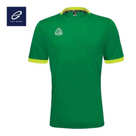 EGO SPORT EG1013 เสื้อฟุตบอลคอกลม สีเขียว