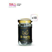 B-Garlic กระเทียมดำ 60 กรัม เซต 18 ขวด