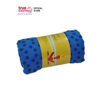YOGATIQUE Yoga Towel ผ้าขนหนูปูบนเสื่อโยคะ จำนวน 1 ชิ้น