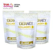 Trueshopping Deraey Collagen เดอเอ้ คอลลาเจน 3 ซอง (60,000 มก./ซอง)