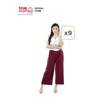 Araya กางเกงสวมสบาย 9 ตัว