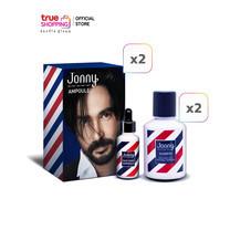 Jonny Hair Load Ampoule Serum เซรั่มลดผมร่วง 2 ขวด Jonny Shampoo แชมพูลดผมร่วง 2 ขวด