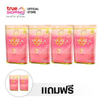 Trueshopping Takara Collagen ทาคาระ คอลลาเจน 4 ซอง (50,000 มก./ซอง) แถมฟรี! 2 ซอง