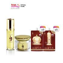 YOWANG Bio Corrective Complex Day Night Cream ขนาด 40 g. 1 กระปุก + Bio performance Lift Dynamic Serum ขนาด 50 g. 1 ชิ้น แถมฟรี ขนาดซอง 10 ซอง
