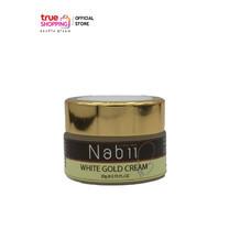 Nabii White Gold cream ไวท์ โกลว์ ครีม 20 กรัม. 1 ชิ้น