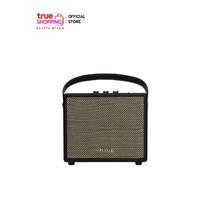 AIWA Bluetooth Speaker ลำโพงบลูทูธพกพา รุ่น Diviner Play RS-X40 สีดำ พร้อมรีโมทคอนโทรล BASS++ 1 ชิ้น