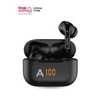 AIWA TWS Bluetooth Earphones หูฟังไร้สายแบบอินเอียร์ รุ่น AT-X80A สีดำ 1 ชิ้น