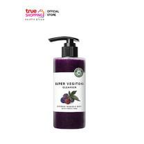 Wonder Bath Super Vegitoks Cleanser (Raspberry) คลีนเซอร์ทำความสะอาดผิวหน้า เพื่อผิวสุขภาพดี ขนาด 300 ml. 1 ชิ้น