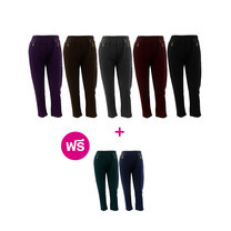 Narie pants กางเกงผ้าใยไผ่ 7 ตัว