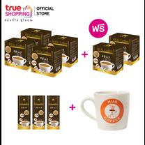 Trueshopping Hug Coffee กาแฟปรุงสำเร็จชนิดผง จำนวน 4 กล่อง