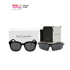 Guy Laroche GL907 แว่นกันแดดแฟชั่น แถมฟรี Guy Laroche Sport แว่นสปอร์ต 1 เซต