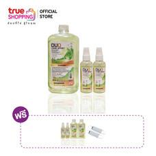 เซ็ต Duo Care Spray สเปรย์สูตรอ่อนโยน 3 ขวด แถมฟรี! สเปรย์สูตรอ่อนโยนและหน้ากากอนามัย