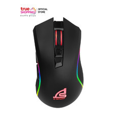 SIGNO Macro Gaming Mouse LASTER GM-961 สีดำ จำนวน 1 ชิ้น