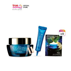 Faris Algavin Superior Miracle Youth Cream Gel ผลิตภัณฑ์บำรุงผิว 1 ชิ้น แถมฟรี Eye Cream และ Cream Gel