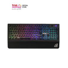 SIGNO Semi Mechanical Gaming Keyboard CENTAURUS KB-730 สีดำ จำนวน 1 ชิ้น