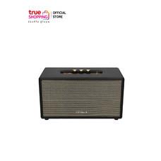 AIWA Bluetooth Speaker ลำโพงบลูทูธพกพา รุ่น Diviner Ace RS-X60 สีดำ พร้อมรีโมทคอนโทรล BASS++ 1 ชิ้น