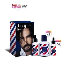 Jonny Hair Load Ampoule Serum เซรั่มลดผมร่วง 30 ml 1 ขวด แถมฟรี 10 ml 2 ขวด Shampoo แชมพูลดผมร่วง 2 ขวด