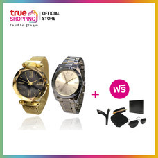 Trueshopping นาฬิกาข้อมือปรับสายได้  NP Watch