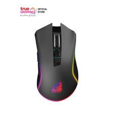 SIGNO Wireless Macro Gaming Mouse VORTEX WG-900 สีดำ จำนวน 1 ชิ้น