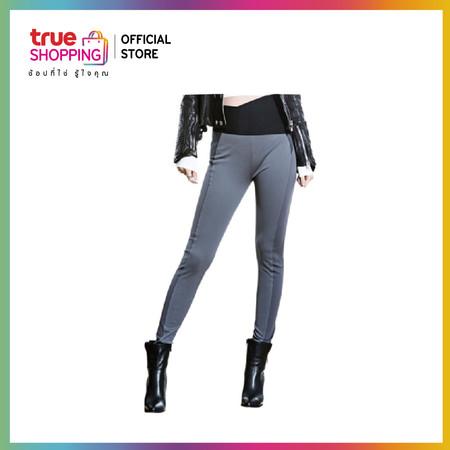 Trueshopping Bcuz Slim Pant กางเกงเลคกิ้ง (Size S) – สีเทา