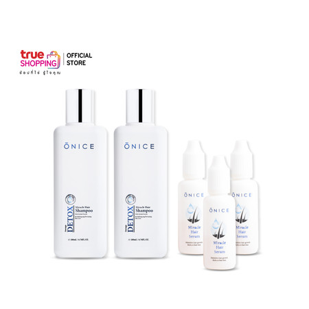 ONICE Miracle Hair Serum Shampoo