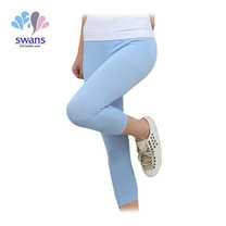 SWANS กางเกงเลกกิ้งขา 4 ส่วน (สตรี) Cool Leggings (Free Size)