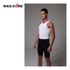 Max Core เสื้อกล้ามอินฟราเรด (บุรุษ) Infrared T-Shirt - สีขาว