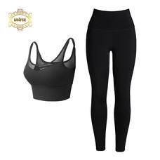 Wolfox เซ็ตชุดออกกำลังกาย รุ่น Gorgeous Set - สีดำ