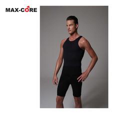 Max Core เสื้อกล้ามอินฟราเรด (บุรุษ) Infrared T-Shirt - สีดำ