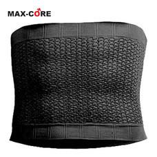Max-Core ผ้ารัดเอวกระชับสัดส่วน (บุรุษ) Waist Clinch - สีดำ