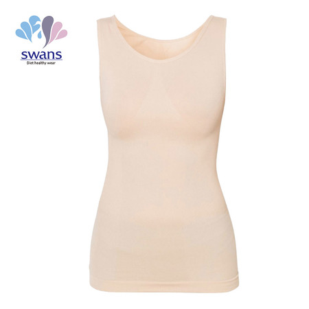 SWANS เสื้อกล้ามกระชับสัดส่วน (สตรี) Taping Top
