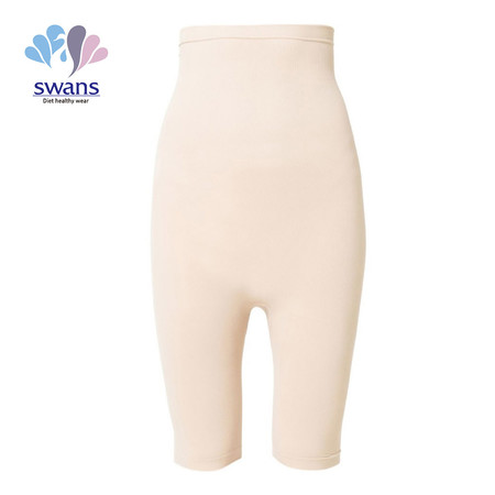 SWANS กางเกงกระชับสัดส่วน (เอวสูง) High Waist