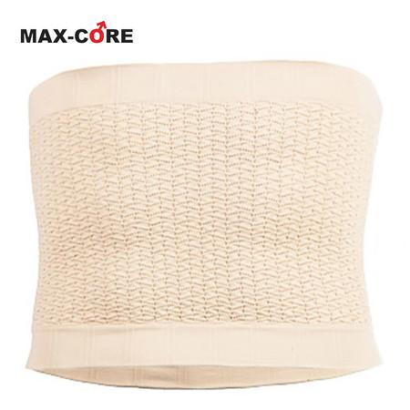 Max-Core ผ้ารัดเอวกระชับสัดส่วน (บุรุษ) Waist Clinch - สีเนื้อ