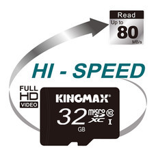 KINGMAX microSDHC Class 10 32GB
