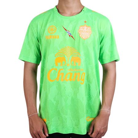เสื้อซ้อม BURIRAM UNITED 2020 T-Shirt มีแขน - สีเขียว