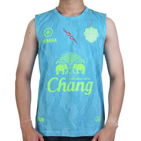 เสื้อซ้อม BURIRAM UNITED 2020 แขนกุด - สีฟ้า