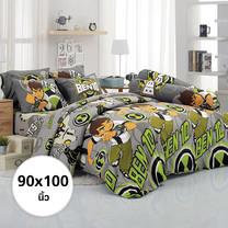 ผ้าห่ม ผ้านวม ลายเบ็นเท็น ขนาด 90x100 นิ้ว DLC070