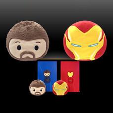 หมอนผ้าห่ม มาร์เวล หน้า Captain America และ Iron man จำนวน 2 ใบ