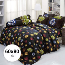 ผ้าห่ม ผ้านวม ลายสตาร์ วอร์ส ขนาด 60x80 นิ้ว DLC063