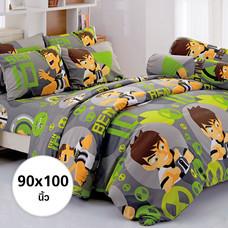 ผ้าห่ม ผ้านวม ลายเบ็นเท็น ขนาด 90x100 นิ้ว DLC072