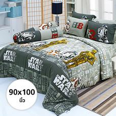 ผ้าห่ม ผ้านวม ลายสตาร์ วอร์ส ขนาด 90x100 นิ้ว DLC035