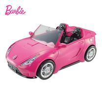 Barbie Convertible Car รถเปิดประทุน 2 ที่นั่ง