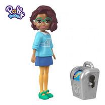 Polly Pocket Karaoke Queen Shani Doll ตุ๊กตาพอลลี่ พ็อกเก็ต คาราโอเกะ ควีน ชานิ
