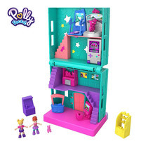 Polly Pocket Pollyville Arcade ตุ๊กตาพอลลี่ พ็อกเก็ต พอลลี่วิลล์ อาร์เคด ร้านเกม