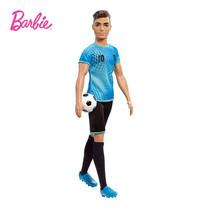 Ken Careers Doll ตุ๊กตาบาร์บี้ผู้ชาย เคน อาชีพ FXP01 - Soccer