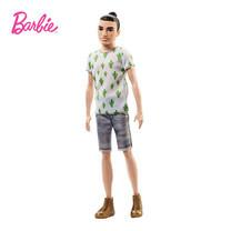 Ken Fashionistas Doll New Cactus Cooler Slim ตุ๊กตาบาร์บี้ผู้ชาย เคน แฟชั่นนิสต้า นิวลุค แค็กตัส คูลเลอร์ หนุ่มร่างเล็ก