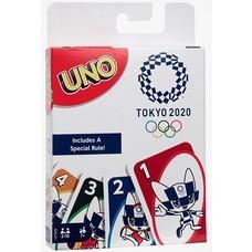 Uno Tokyo Olympic 2020 เกมการ์ดอูโน่ โตเกียวโอลิมปิก 2020 ( GNL01)