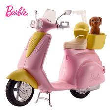 Barbie Scooter ตุ๊กตาบาร์บี้ รถสกู๊ตเตอร์